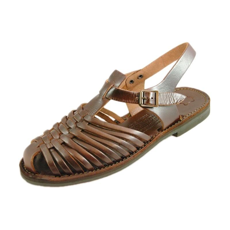 sandales cuir uzes ladies walking sandals. Black Bedroom Furniture Sets. Home Design Ideas